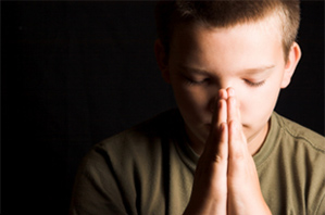 PrayingBoy